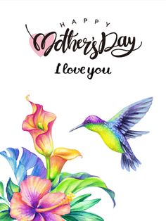 Send Free Beautiful Flowers Happy Mother's Day Card to Loved Ones on Birthday & Greeting Cards by Davia. Happy Mothers Day Daughter, Mothers Day Meme, Happy Mothers Day Images, Happy Mother Day Quotes, Mother Day Wishes, Mothers Day Crafts For Kids, Mothers Day Cards, Birthday Messages, Birthday Greeting Cards