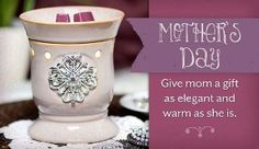 Mother's Day Scentsy Warmer