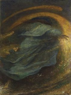 The Sower of Systems (1902) - George Frederic Watts
