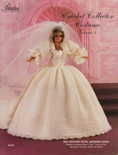 Crochet Collector Costume Vol.4 - D Simonetti - Picasa Webalbums