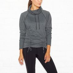 Lean And Mean Pullover | Workout Top | lucy activewear