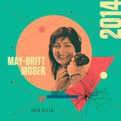 La neurocientífica y psicóloga May-Britt Moser (1963) nació un 4 de enero