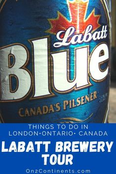London Ontario is home to many breweries, but the first and the biggest one is Labatt Brewery. All the things you need to know about visiting this beer production factory can be found in this article. #londonon #519 #ldn #ldnont #ldngem #labattbrewery #brewerytour #londonontariocanada #ontario #canada #tourreview O Canada, Canada Travel, Beer Production, London City, Plan Your Trip, Continents, Brewery, Family Travel, Ontario