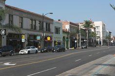 old pasadena california usa roadtrip
