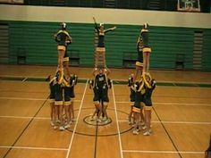 Mayfield High School State pyramid - YouTube