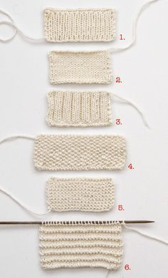 How to Crochet Wave Fan Edging Border Stitch & Crochet Ideas Knitting Stitches, Knitting Needles, Knitting Patterns, Fabric Crafts, Sewing Crafts, Sewing Projects, Sewing School, Textiles, Diy Crochet