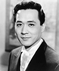 """©Corbis """"Die Hard"""" actor James Shigeta died at age 81 on July 28, 2014.  HE WAS SO GOOD LOOKING"""