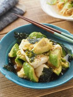 Home Recipes, Asian Recipes, Cooking Recipes, Healthy Recipes, Japanese Dining Table, Diet Menu, Japanese Food, Tofu, Cabbage