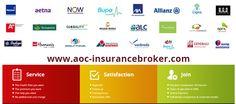 AOC Insurance Broker Global Expat Medical Insurance Comparisons