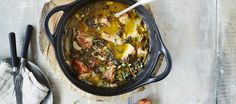 Possu-suppilovahveropata Paella, Cooking, Ethnic Recipes, Koti, September, Foods, Inspiration, Kitchen, Food Food