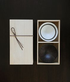 Sゝゝ| Wooden Gift Box - Analogue Life