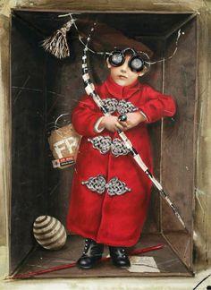 Pinturas / Pinturas ~ Gustavo Godoy Doll