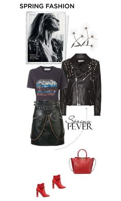 """""""#7745 - Blake Lively & Coach + Valentino"""" by pretty-girl-in-fashion ❤ liked on Polyvore featuring Coach and Valentino"""