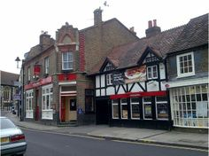 Uxbridge English Village, British Isles, Stamping, Footprints, Mansions, Live, House Styles, World, Places