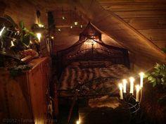 ☽☯☾ Marita Tathariel's Bedroom.