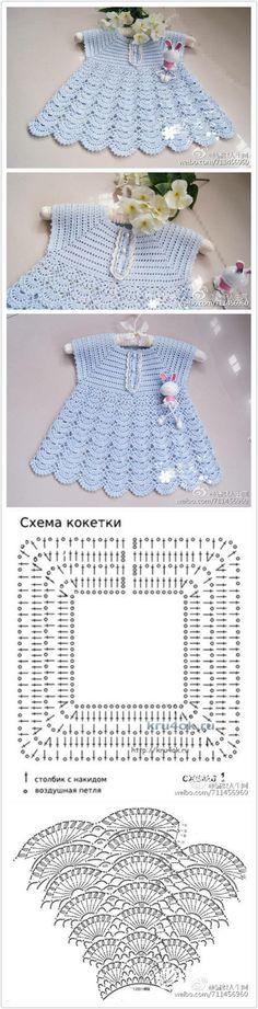 Lidt poppet, men god ide til k Crochet Hooded Scarf, Crochet Shawl, Knit Crochet, Crochet Girls, Crochet For Kids, Free Crochet, Crochet Designs, Crochet Patterns, Knitting For Beginners