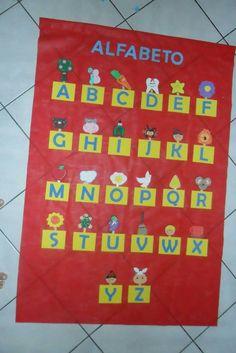 Atividade alfabeto