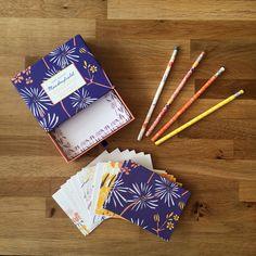 Meadowfield Notecard Set by Leah Duncan