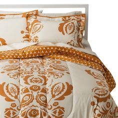 Room 365� Exploded Paisley Comforter Set
