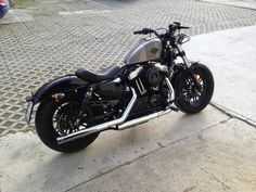 Harley Davidson Forty Eight, 2016