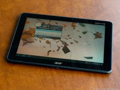 The Acer Iconia Tab A510 is a well-designed, comfortable tablet $449.99