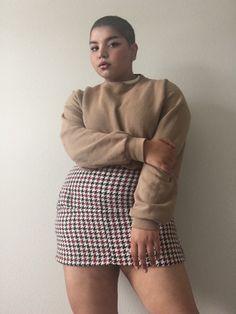 - Plus Size Fashion & Dress Chubby Fashion, Fat Fashion, Curvy Girl Fashion, Plus Size Fashion, Fashion Outfits, Curvy Girl Outfits, Plus Size Outfits, Look Plus Size, Plus Size Women