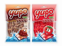 Jelly Packaging on Behance