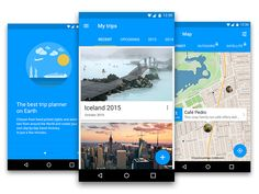Tripomatic for Android - Material Design - Coming soon! by Tripomatic