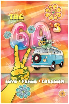 ☯☮ॐ American Hippie Bohemian Psychedelic Art Flower Power Groovy 60's & 70's Peace ~ Love, Peace, Freedom