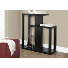 Monarch Specialties Cappuccino 32 Inch Accent Table On SALE