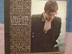 LANDON PIGG - THE BOY WHO NEVER-CD