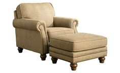 Ok. That's the one! (ahem, i mean two of these please. Minus the ottoman.)  Prelude - Champagne Chair