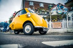 Is The BMW Isetta A Perfect City-Sized Classic? • Petrolicious