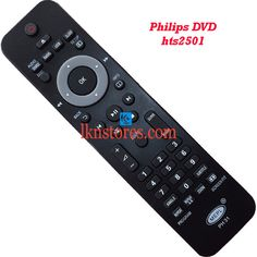 Buy remote suitable for Philips DVD Model: HTS2501 at lowest price at LKNstores.com. Online's Prestigious buyers store.