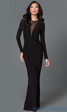 5667a84775 ... Neck Prom Dress 41350
