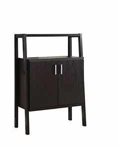 Monarch Specialties Inc. Bar Cabinet With Wine Storage | Home Bars |  Pinterest | Wine Storage, Bar And Wine Bars