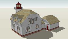Light house image for Plan 116-1073