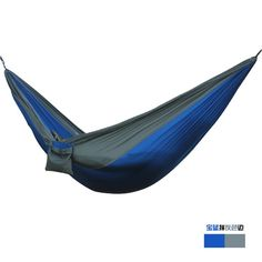 Portable Parachute Hammock (24 Colors)