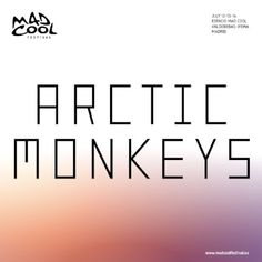 Arctic Monkeys confirmed to play Mad Cool 2018: The UK's biggest band have been added to the standout line-up of the Summer!  Their songs…