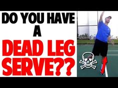 Tennis Serve, Tennis Tips, Sport Sport, Legs, Drills, Top, Training, Youtube, Sports