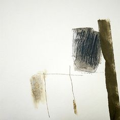 Hyunmee Lee, yi-hi, 2011, mixed media on paper, 18 x w: 18 inches.