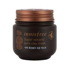 Buy Innisfree Super Volcanic Pore Clay Mask 100ml at YesStyle.com! Quality products at remarkable prices. FREE WORLDWIDE SHIPPING on orders over US$35.