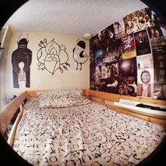 I love everything about this bedroom