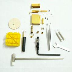 S T Dupont Lighter Replacement Pack Repair Kit Special Maintenance Tool DIY