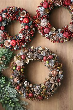 Christmas Wreaths 2017