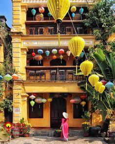 Hoi An, Room Lamp, Outdoor Parties, Modern House Design, Coffee Shop, Lanterns, Wedding Decorations, Room Decor, Restaurant