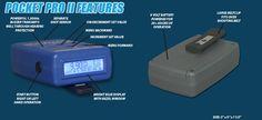 Shot timer - Pocket Pro 2 Features