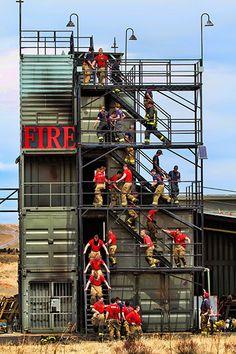 GFD Training Tower