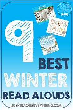 9 Best Winter Read a