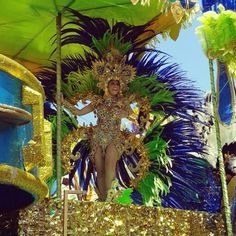 Carnavales Las Tablas 2014, Reina Calle Abajo de Las Tablas.